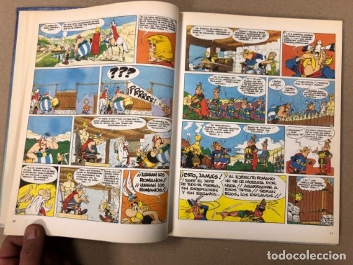 Cómics: LAS AVENTURAS DE ASTERIX (7 PRIMEROS TOMOS CON 4 NÚMEROS CADA UNO). ED. GRIJALBO/DARGAUD 1980-1983. - Foto 42 - 154492610