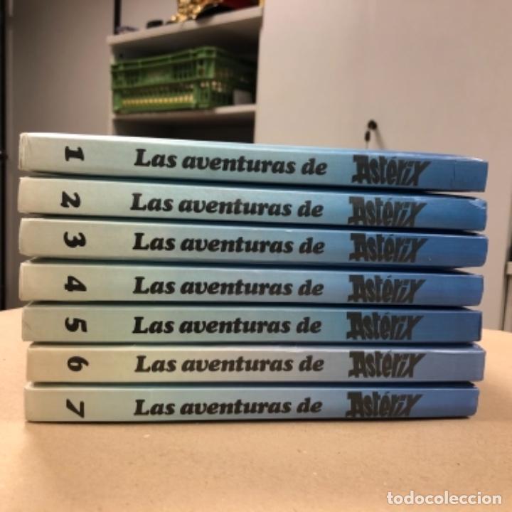 Cómics: LAS AVENTURAS DE ASTERIX (7 PRIMEROS TOMOS CON 4 NÚMEROS CADA UNO). ED. GRIJALBO/DARGAUD 1980-1983. - Foto 2 - 154492610