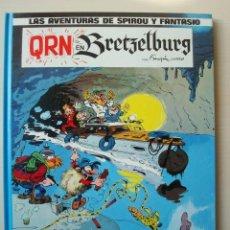 Cómics: QRN EN BRETZELBURG (LAS AVENTURAS DE SPIROU Y FANTASIO Nº 14) JUNIOR-GRIJALBO. Lote 154628978