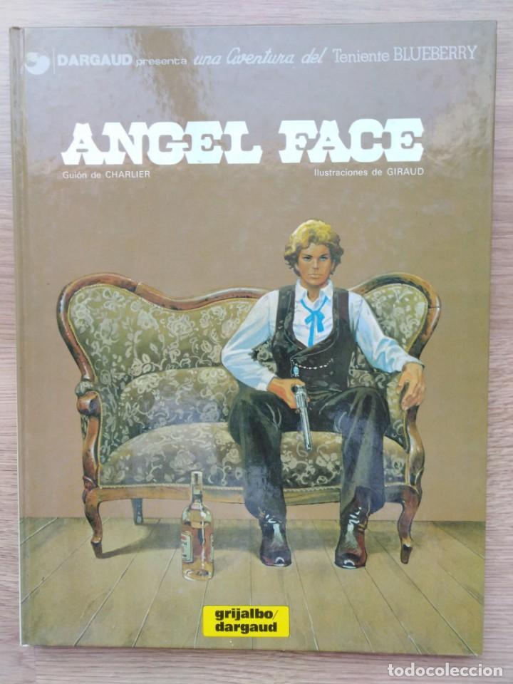 EL TENIENTE BLUEBERRY. ANGEL FACE. Nº 11. CHARLIER. GIRAUD. GRIJALBO. 1980 (Tebeos y Comics - Grijalbo - Blueberry)