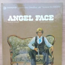 Cómics: EL TENIENTE BLUEBERRY. ANGEL FACE. Nº 11. CHARLIER. GIRAUD. GRIJALBO. 1980. Lote 154712702