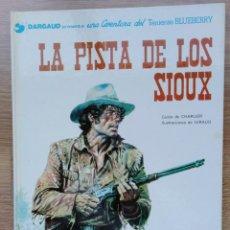 Cómics: EL TENIENTE BLUEBERRY. LA PISTA DE LOS SIOUX. Nº 5. CHARLIER. GIRAUD. GRIJALBO. 1980. Lote 154714950