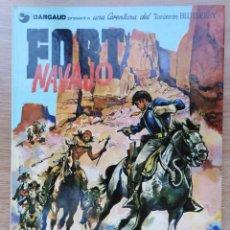 Cómics: EL TENIENTE BLUEBERRY. FORT NAVAJO. Nº 16. CHARLIER. GIRAUD. GRIJALBO. 1982. Lote 154727974
