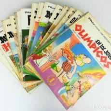 Cómics: 17 TOMOS AVENTURAS DE ASTÉRIX. RENÉ GOSCINNY. EDITORIAL BRUGUERA. BARCELONA 1972. Lote 154772678