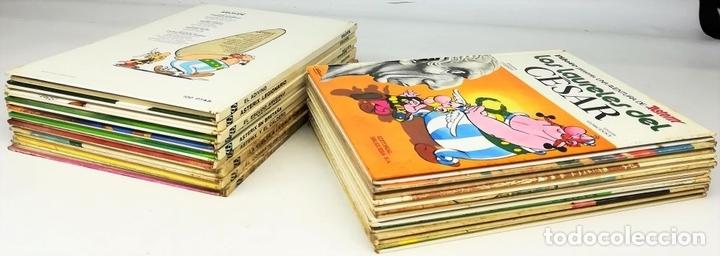 Cómics: 17 TOMOS AVENTURAS DE ASTÉRIX. RENÉ GOSCINNY. EDITORIAL BRUGUERA. BARCELONA 1972 - Foto 6 - 154772678