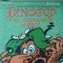 Cómics: IZNOGUD Y EL ORDENADOR MÁGICO. GUIÓN DE GOSCINNY, ILUSTRACIONES DE TABARY. GRIJALBO / DARGAUD. AÑO 1. Lote 154822634
