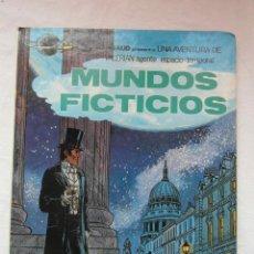 Cómics: UNA AVENTURA DE VALERIAN. MUNDOS FICTICIOS. GRIJALBO. 1981. Lote 154965750