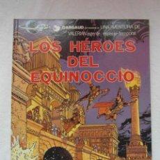 Cómics: UNA AVENTURA DE VALERIAN. LOS HEROES DEL EQUINOCIO. GRIJALBO. TAPA DURA. Lote 154966714