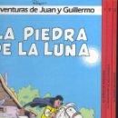 Cómics: AVENTURAS DE JUAN Y GUILLERMO (COMPLETA 4 TOMOS) JOHAN Y PIRLUIT (PITUFOS). DIBUJOS DE PEYO. Lote 155017030