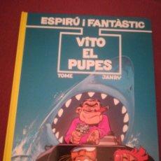 Cómics: VITO EL PUPES. Lote 155175888