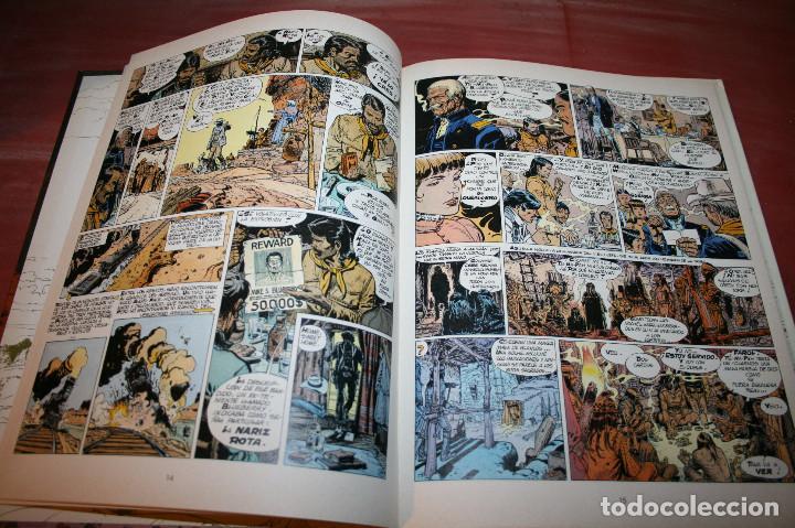 Cómics: NARIZ ROTA - TENIENTE BLUEBERRY - CHARLIER/GIRAUD - GRIJALBO/DARGAUD - 1981 - Foto 4 - 155323306