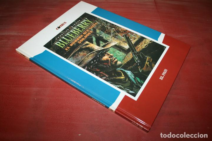 EL HOMBRE QUE VALIA 500000 $ - TENIENTE BLUEBERRY - CHARLIER/GIRAUD - EL PAIS - 2005 (Tebeos y Comics - Grijalbo - Blueberry)