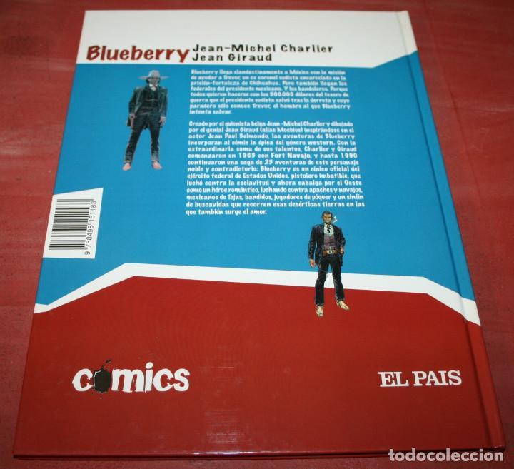 Cómics: EL HOMBRE QUE VALIA 500000 $ - TENIENTE BLUEBERRY - CHARLIER/GIRAUD - EL PAIS - 2005 - Foto 3 - 155323370