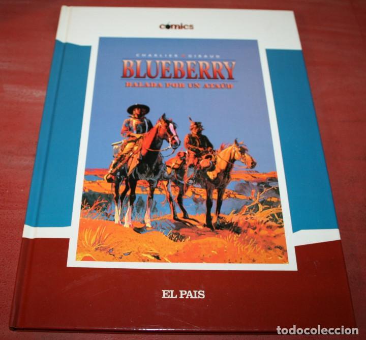 BALADA POR UN ATAUD - TENIENTE BLUEBERRY - CHARLIER/GIRAUD - EL PAIS - 2005 (Tebeos y Comics - Grijalbo - Blueberry)