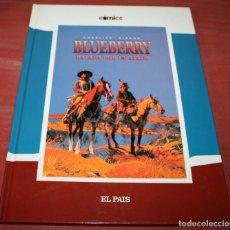 Cómics: BALADA POR UN ATAUD - TENIENTE BLUEBERRY - CHARLIER/GIRAUD - EL PAIS - 2005. Lote 155323402