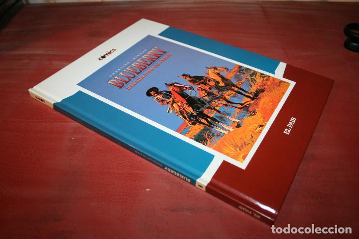 Cómics: BALADA POR UN ATAUD - TENIENTE BLUEBERRY - CHARLIER/GIRAUD - EL PAIS - 2005 - Foto 3 - 155323402
