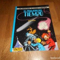 Cómics: LAS AVENTURAS DE SPIROU Y FANTASIO - EL PASAJERO DEL TIEMPO #22 - TOME & JANRY - GRIJALBO 1990. Lote 155360674