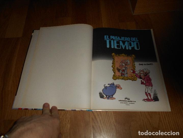 Cómics: Las aventuras de Spirou y fantasio - El pasajero del tiempo #22 - Tome & Janry - Grijalbo 1990 - Foto 2 - 161159798