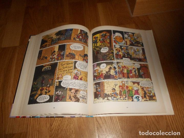 Cómics: Las aventuras de Spirou y fantasio - El pasajero del tiempo #22 - Tome & Janry - Grijalbo 1990 - Foto 4 - 161159798