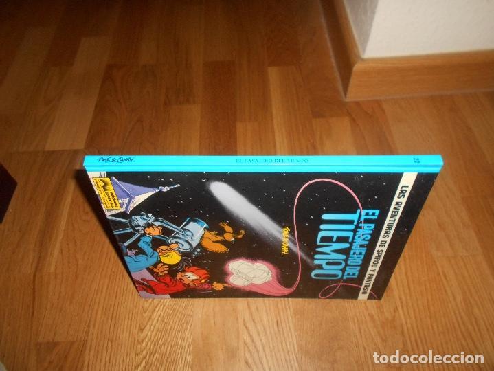 Cómics: Las aventuras de Spirou y fantasio - El pasajero del tiempo #22 - Tome & Janry - Grijalbo 1990 - Foto 6 - 161159798
