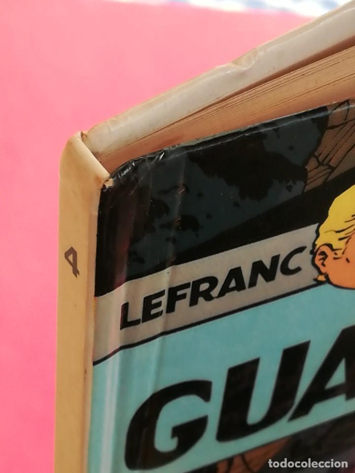 Cómics: LEFRANC Nº 4 LA GUARIDA DEL LOBO de JACQUES MARTIN - GRIJALBO EDICIONES JUNIOR 1986 - Foto 2 - 155413370