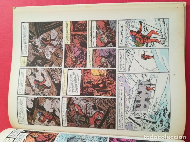 Cómics: LEFRANC Nº 4 LA GUARIDA DEL LOBO de JACQUES MARTIN - GRIJALBO EDICIONES JUNIOR 1986 - Foto 9 - 155413370