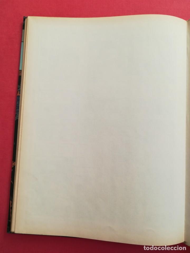 Cómics: LEFRANC Nº 4 LA GUARIDA DEL LOBO de JACQUES MARTIN - GRIJALBO EDICIONES JUNIOR 1986 - Foto 11 - 155413370