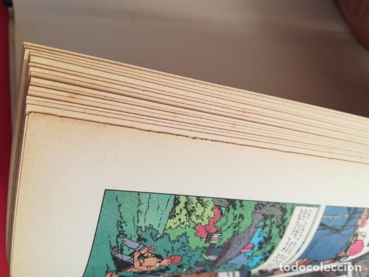 Cómics: LEFRANC Nº 4 LA GUARIDA DEL LOBO de JACQUES MARTIN - GRIJALBO EDICIONES JUNIOR 1986 - Foto 15 - 155413370