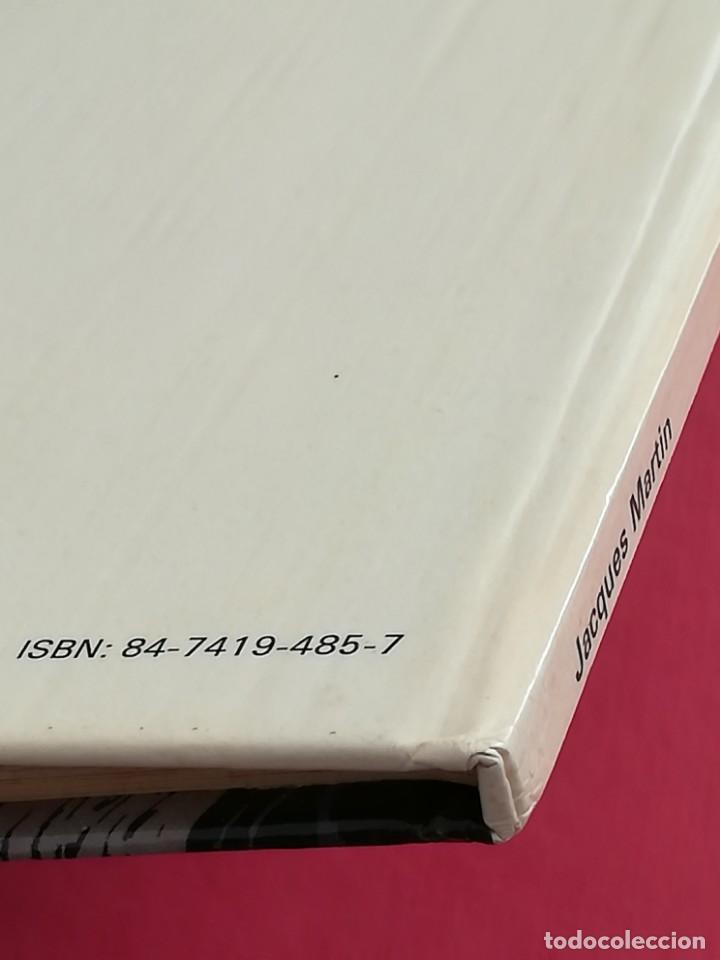 Cómics: LEFRANC Nº 4 LA GUARIDA DEL LOBO de JACQUES MARTIN - GRIJALBO EDICIONES JUNIOR 1986 - Foto 21 - 155413370