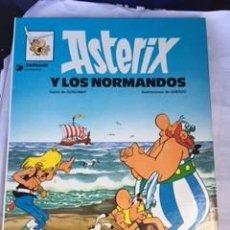 Cómics: ASTERIX Y LOS NORMANDOS. Lote 155430666