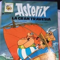 Cómics: ASTERIX LA GRAN TRAVESIA. Lote 155430722