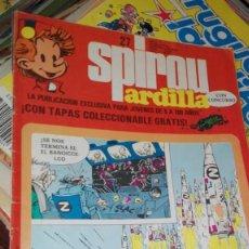Cómics: SPIROU ARDILLA Nº 27.. Lote 155489318