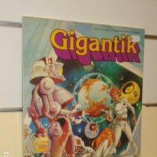 Cómics: GIGANTIK Nº 1 LA GRAN AMENAZA V. MORA Y J. CARDONA - JUNIOR GRIJALBO - OFERTA. Lote 155678150