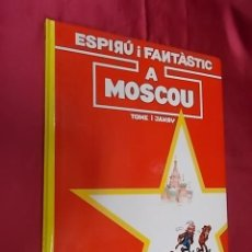 Cómics: ESPIRÚ I FANTÀSTIC. Nº 28. ESPIRÚ A MOSCOU. GRIJALBO. JUNIOR. EN CATALÁ. Lote 155708566