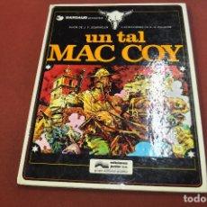 Cómics: UN TAL MAC COY - EDICIONES JUNIOR - COB. Lote 155754986