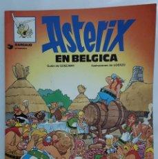 Comics : COMIC / ASTERIX EN BELGICA DE R.GOSCINNY - A. UDERZO / GRIJALBO DARGUAD Nº 24 1998. Lote 155841678