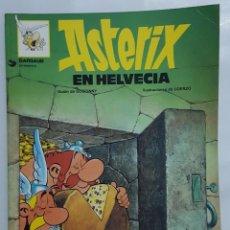 Comics : COMIC / ASTERIX EN HELVECIA DE R.GOSCINNY - A. UDERZO / GRIJALBO DARGUAD Nº 16 1998. Lote 155842466