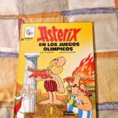 Cómics: COMIC ASTERIX EN LOS JUEGOS OLIMPICOS, TAPA DURA, ED. GRIJALBO. Lote 155948858