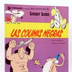 Cómics: UNA AVENTURA DE LUCKY LUKE. LAS COLINAS NEGRAS (MORRIS / GOSCINNY) JUNIOR / GRIJALBO, 1979. Lote 155958604