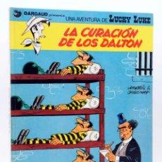 Cómics: UNA AVENTURA DE LUCKY LUKE 5. LA CURACIÓN DE LOS DALTON (MORRIS / GOSCINNY) JUNIOR / GRIJALBO, 1979. Lote 155958620
