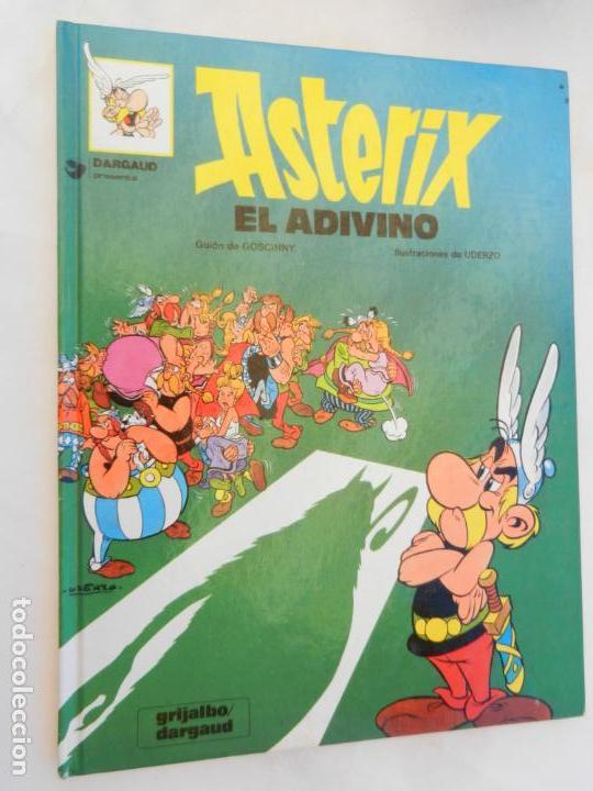 ASTERIX EL ADIVINO - GRIJALBO/DARGAUD - EDICION DE 1998. (Tebeos y Comics - Grijalbo - Asterix)