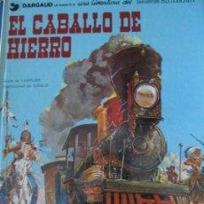 Cómics: BLUEBERRY---EL CABALLO DE HIERRO. Lote 156637858