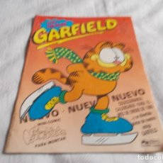 Cómics: REVISTA GARFIELD Nº 1. Lote 156686642