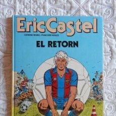 Cómics: ERIC CASTEL - EL RETORN - N. 10 -CATALA. Lote 156725542