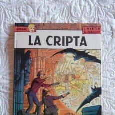 Cómics: LEFRANC - LA CRIPTA N. 9. Lote 156726466