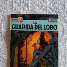 Cómics: LEFRANC - LA GUARIDA DEL LOBO N. 4. Lote 156727106