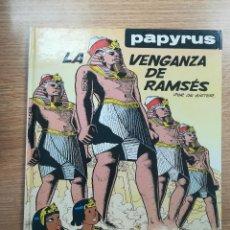 Cómics: PAPYRUS #7 LA VENGANZA DE RAMSES. Lote 156841517