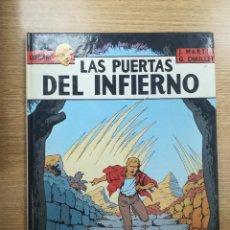 Cómics: LEFRANC #5 LAS PUERTAS DEL INFIERNO. Lote 156841537