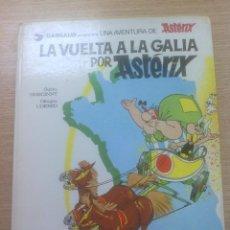 Cómics: ASTERIX #6 LA VUELTA A LA GALIA POR ASTERIX CARTONE. Lote 156842482