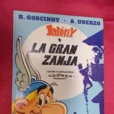 Cómics: ASTÉRIX LA GRAN ZANJA Nº 25. GRIJALBO . DARGAUD. 1980. Lote 156914498